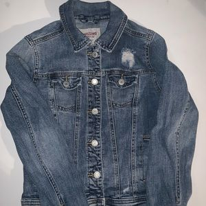 Mossimo Jean Jacket Size XS